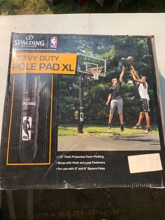 Photo New Spalding Basketball Hoop Heavy Duty Pole Padding for 5  6 Inch - $20 (Reynoldsburg)