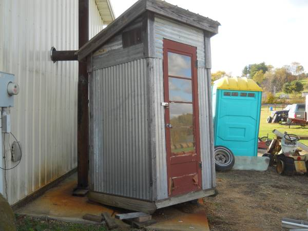 Photo Outhouse - $650 (BremenLancaster)
