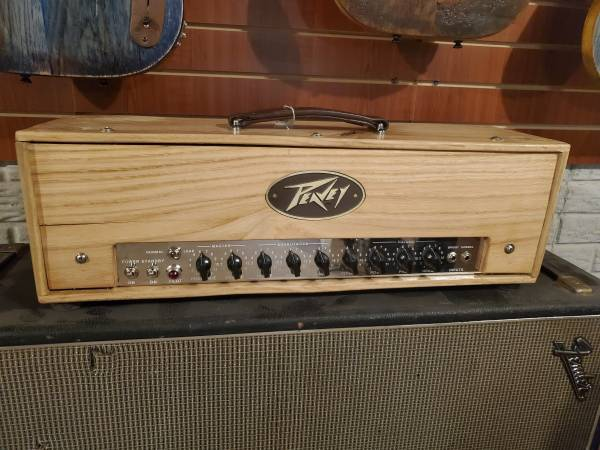 Photo Peavey Classic 50 Amp Head - $350