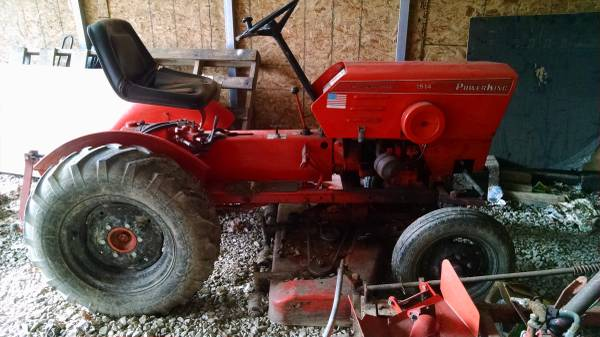 Photo Power King  Economy Tractors - $3,600 (ruffs dale)