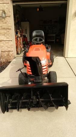 Photo Simplicity Prestige Garden Tractor - $3,000 (columbus)