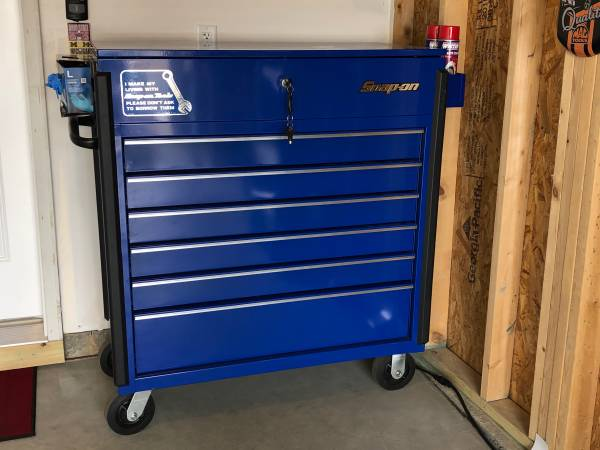 Photo Snap On KRSC46PCM Tool Box Loaded wSnap On, Mac, Matco, Cornwell Tool - $3300 (Plain City, OH)