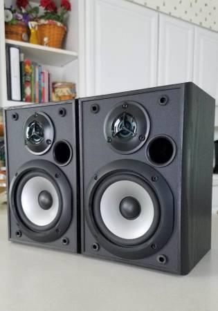 Photo Sony SS-B1000 120W Bookshelf Speakers - $85 (Worthington)