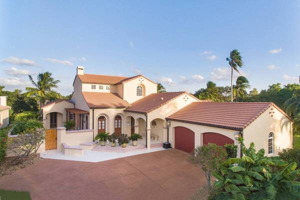 Photo Spanish-style Estate Home in Fort Myers, Florida (Fort Myers)