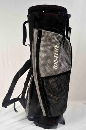Photo Top Flight Golf Bag with Club Tubes - $20 (Orient)