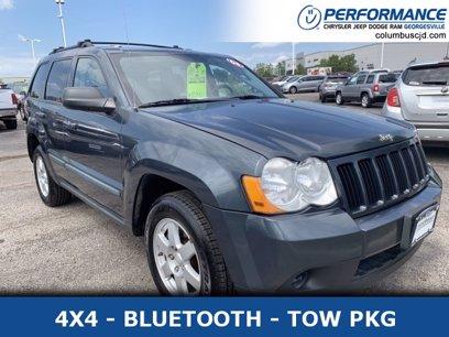 Photo Used 2008 Jeep Grand Cherokee 4WD Laredo for sale