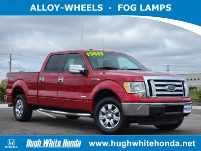 Photo Used 2012 Ford F150 XLT for sale