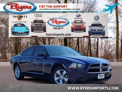 Photo Used 2014 Dodge Charger SE for sale