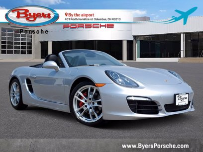 Photo Used 2014 Porsche Boxster S for sale