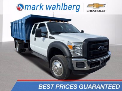 Photo Used 2015 Ford F450 4x4 SuperCab Super Duty for sale