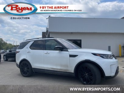 Photo Used 2017 Land Rover Discovery HSE Luxury for sale