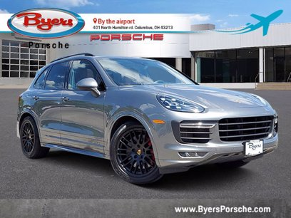 Photo Used 2017 Porsche Cayenne GTS for sale