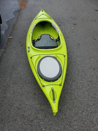 Photo Used Liquid Logic Marvel 10 Kayak - $400 (Powell)