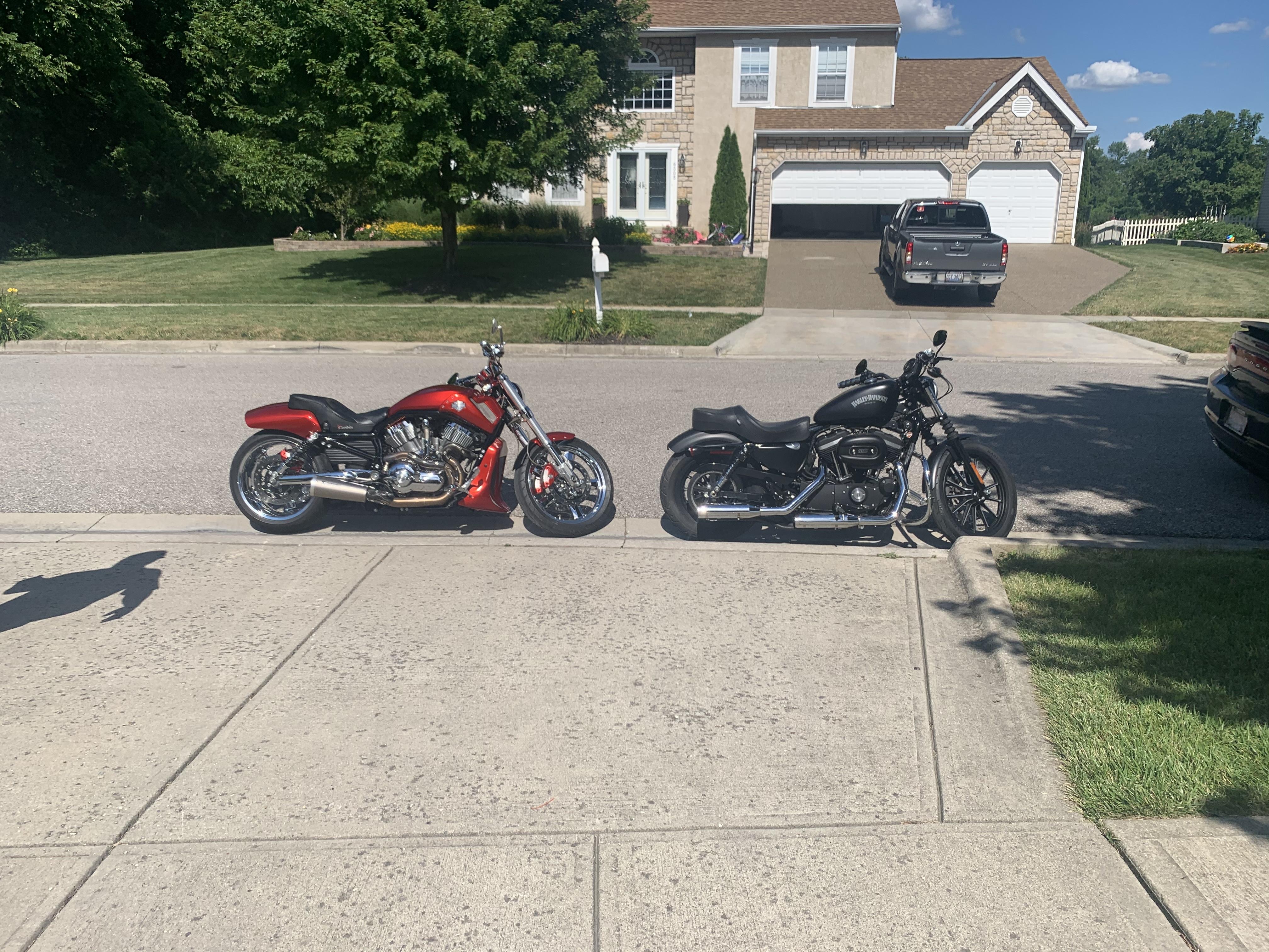 Photo 2014 Harley-Davidson SPORTSTER 883 IRON $5000126.50126.50