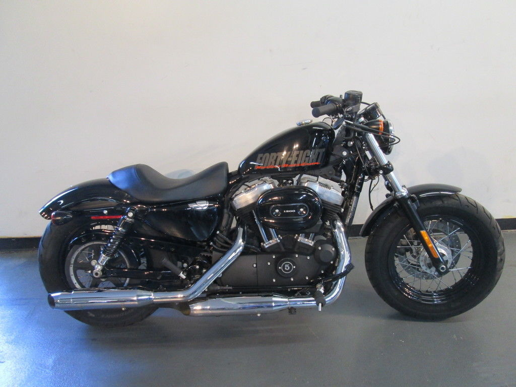 Photo 2015 Harley-Davidson XL1200X - Sportster Forty-Eight $7990