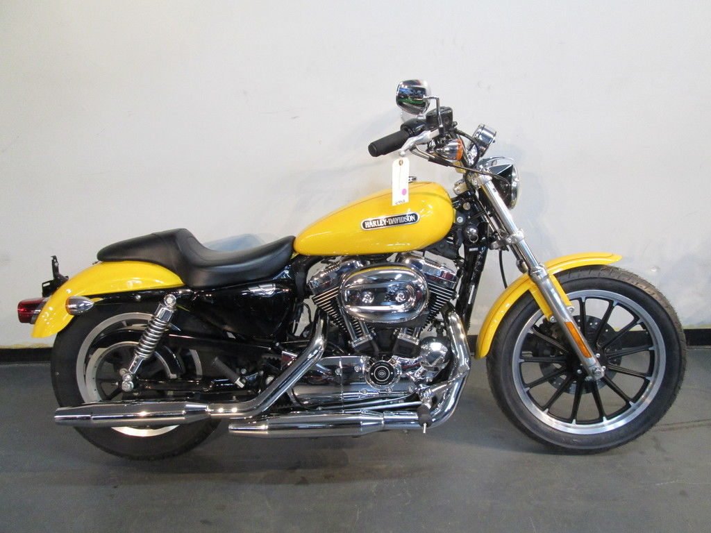 Photo 2007 Harley-Davidson XL1200L - Sportster 1200 Low $4990