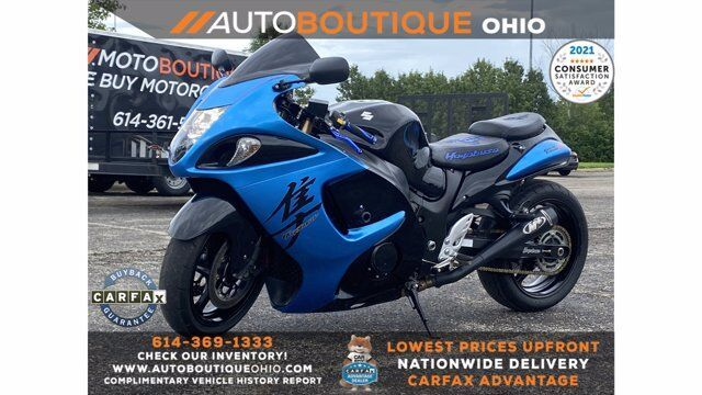 Photo Used 2017 Suzuki Sportbike Motorcycle  $13800