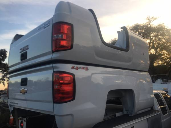 Photo NEW take off TRUCK BED Tailgate Bumper Ford Chevrolet GMC RAM