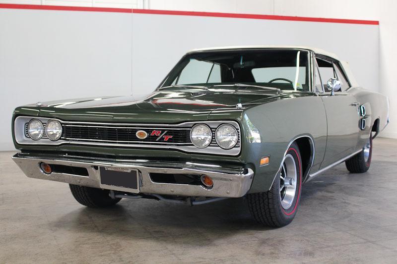 Photo 1969 Dodge Coronet RT - 30k