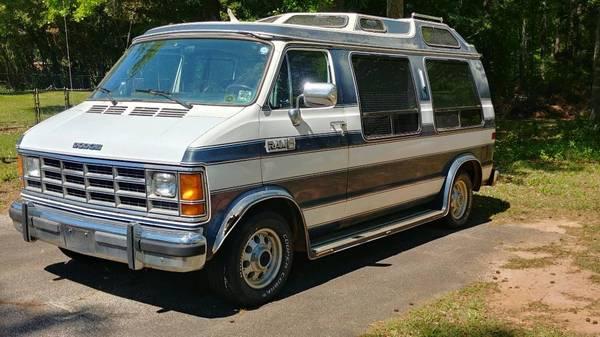Photo 1986 dodge van - $1,800 (Pine Mountain Ga)