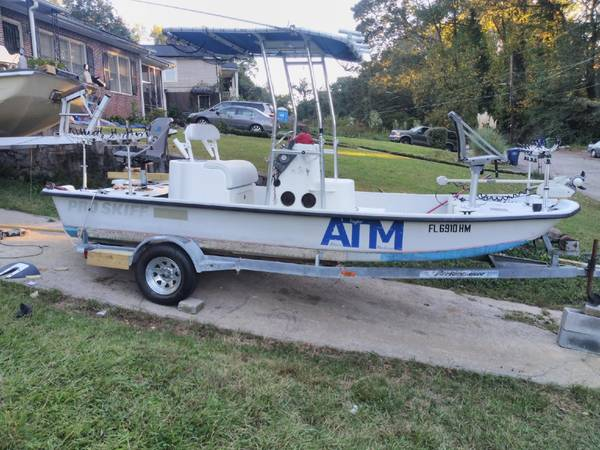 Photo 19 ft Kenner Pro Skiff - $6,800 (Atlanta)
