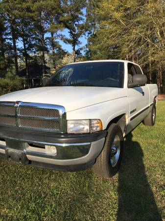 Photo 2000 Dodge Ram 1500 - $6,800 (Pine mountain)