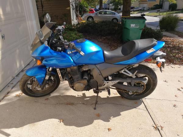 Photo 2005 Kawasaki Z750S - $1,200 (Woodstock)