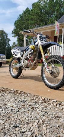 Photo 2007 HONDA CRF-450R - $3,500 (JACKSON)