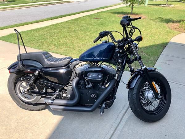 Photo 2013 Harley Davidson XL1200X Forty-Eight 48 Like New Freshly Serviced - $7,995 (SUWANEE)