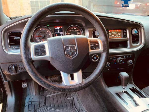 Photo 2014 Dodge Charger SE willing to owner finance - $1000 (Houston)
