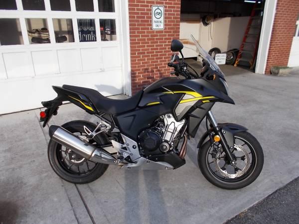 Photo 2015 Honda CB500X non ABS - $3,500 (Blairsville, GA)