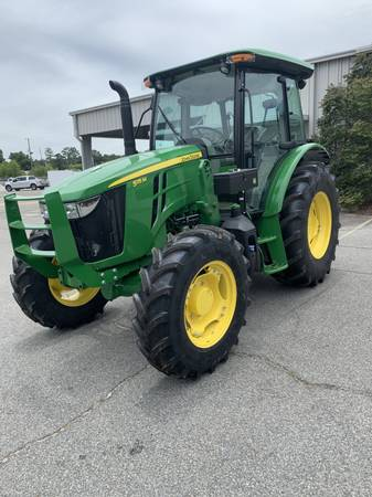 Photo 2020 JOHN DEERE 5115M TRACTOR (CALL GORDON) - $75899 (Valdosta)