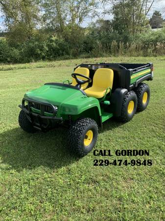 Photo 2020 JOHN DEERE TH 6X4 DIESEL GATOR (CALL GORDON) - $13,999 (Valdosta)