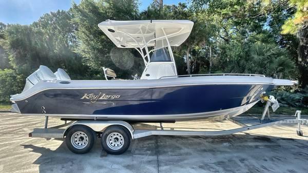 Photo 2021 Key Largo 2650WI Ocean Pro Center Console Boat - $99,980 (EDGEWATER)