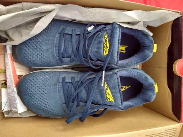 Photo ALTRA Men39sParadigm 4.5 Road Running Shoes Size 9.5 Worn twice - $65 (Dunwoody)