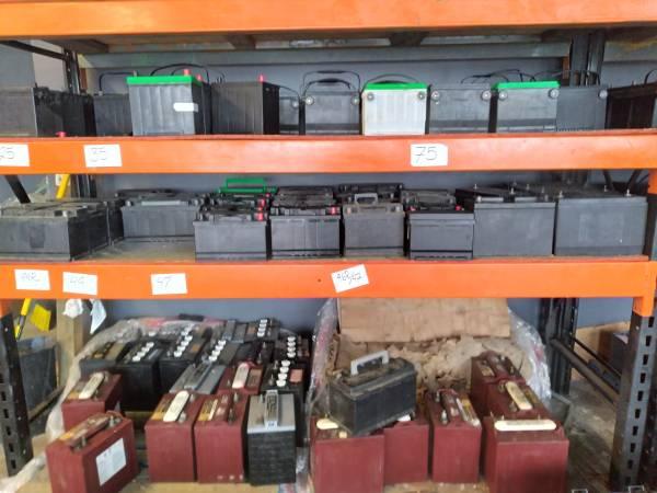Photo AutoMarineDieselSolarOutdoor Batteries - $39 (Columbus, GA)