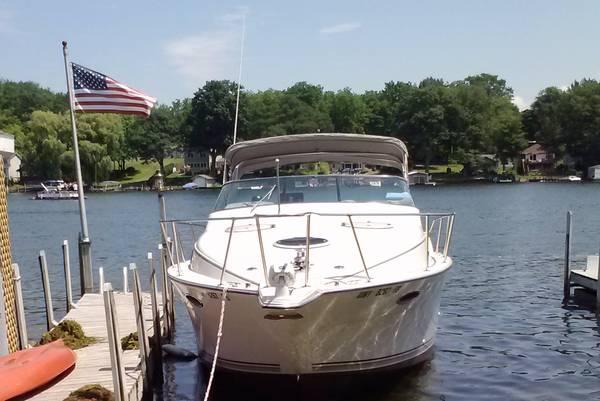 Photo Four Winns 315 Vista Loaded - $35,000 (Rochester, NY)