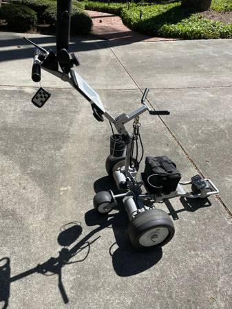 Photo Golf Caddy Remote Control - $245 (Atlanta)
