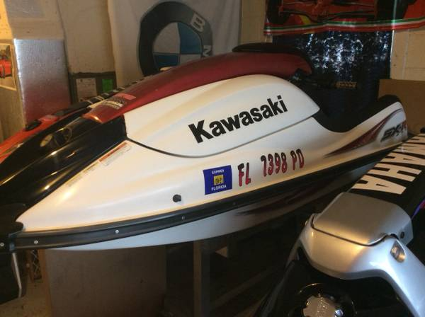 Photo Kawasaki Sxr 800 Stand Up Jet Ski- Superjet - Low Hours - $5800 (Orlando)