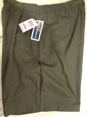 Photo New w Tags SHORTS, Size 12, Deep Olive Green ROC - $5 (snellville)