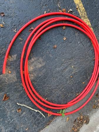 Photo PEX pipe 34 30ft (-) Red hot water - $9 (Atlanta)