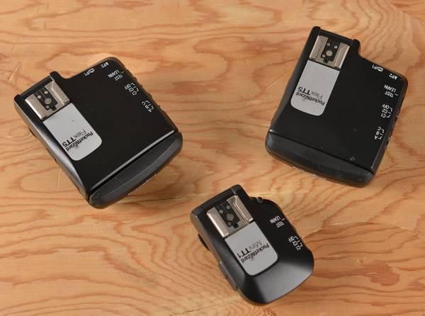 Photo Pocket Wizard Flex TT5 and Mini TTi - $125 (columbus)