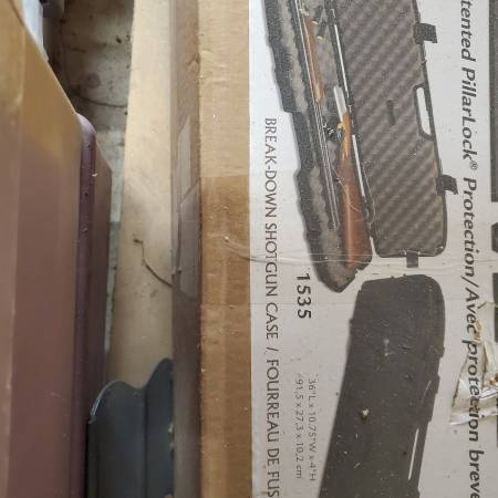 Photo Take Down Shotgun Case - $25 (Phenix City)