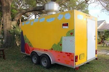 Photo The 2011 Fast Food Trailer Easy Load And Unload. - $830 (columbus)