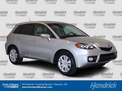 Photo Used 2011 Acura RDX w Technology Package for sale
