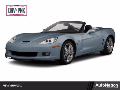 Photo Used 2011 Chevrolet Corvette Grand Sport Convertible w 2LT for sale