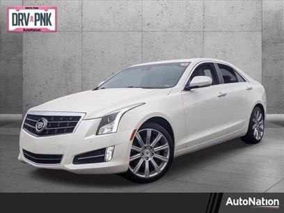 Photo Used 2013 Cadillac ATS 3.6 Premium AWD Sedan for sale