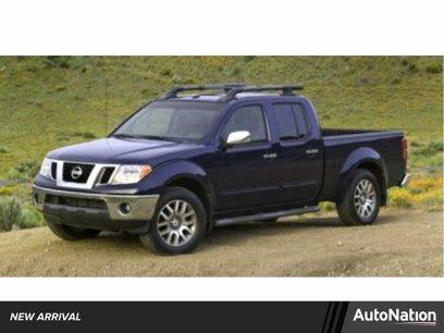 Photo Used 2014 Nissan Frontier Desert Runner for sale
