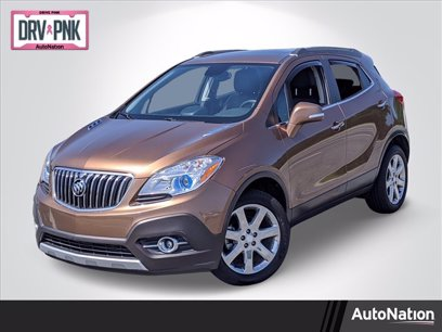 Photo Used 2016 Buick Encore AWD Leather for sale