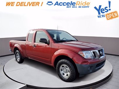 Photo Used 2016 Nissan Frontier SV for sale